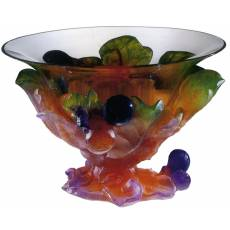 Ваза для фруктов Daum 01651