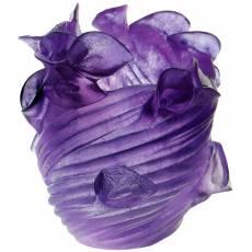 "Ваза для цветов ""Arum"" (h=23) Daum 03839"