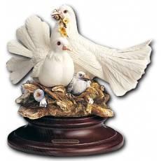 """Статуэтка """"Пара голубей"""" Principe 717"""