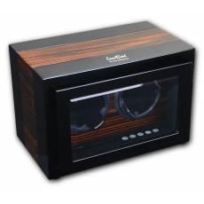 Шкатулка для подзавода 2 часов Luxewood LW542-5