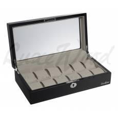 Шкатулка для хранения 12 часов Luxewood LW841-12-1