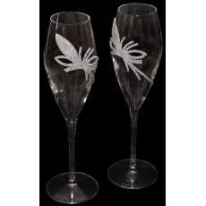 "Набор рюмок для ликера ""King Flower"" Chinelli 3077300"