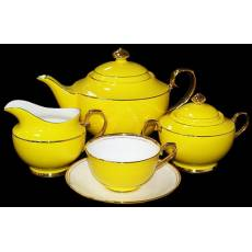 "Чайный сервиз на 6 персон ""Классика "" Glance GS2-002/GGK-L-15"
