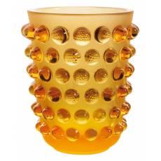 "Ваза для цветов золотая ""Mossi"" LALIQUE 10029000"