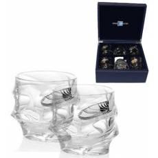 Набор для виски Linea Argenti CR1814BC