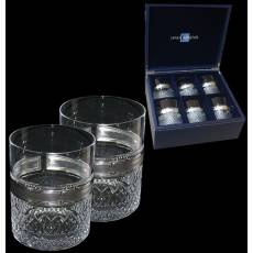 Набор для виски Linea Argenti CR1851BC