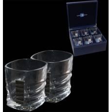 """Набор для виски """"Ромб"""" Linea Argenti CR1817BC"""