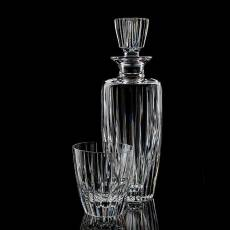 "Набор для виски из 6-ти бокалов и штофа ""Illusion"" Tsar FABERGE 541836"