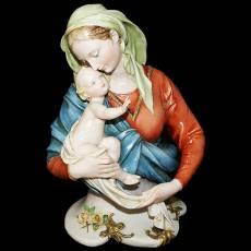 "Статуэтка ""Мадонна с младенцем"" Elite & Fabris 6067/EL"