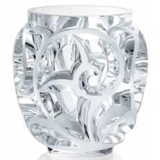 """Ваза для цветов прозрачная """"Tourbillons"""" Lalique 10141200"""