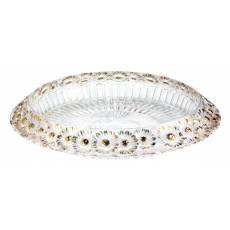 """Ваза для фруктов """"Marguerites"""" Lalique 10205300"""