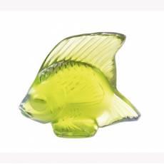 """Статуэтка """"Рыбка"""" анисовая Lalique 3003300"""