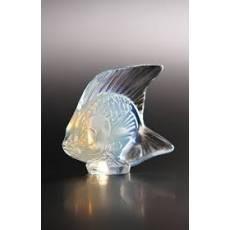 """Статуэтка """"Рыбка"""" золотисто-опаловая Lalique 10307700"""