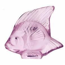 """Статуэтка """"Рыбка"""" розовая Lalique 3002800"""