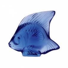 "Статуэтка ""Рыбка"" синяя Lalique 3000300"