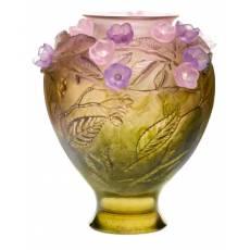 Ваза для цветов Cerisier Daum 03933-1