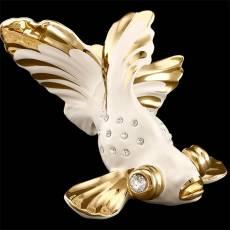 "Статуэтка ""Золотая рыбка"" Ahura S1846W/AOPLY"