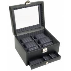 Шкатулка для 6 часов и запонок Dulwich LC Designs Co. Ltd.  70613