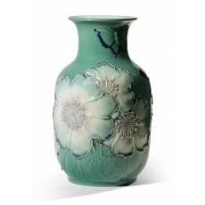 """Ваза для цветов """"Маки"""" Lladro 01008648"""