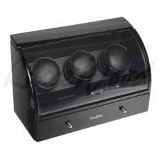 Шкатулка с автоподзаводом для 3 часов Luxewood  LW323-11
