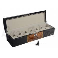 Шкатулка для хранения 7 часов Luxewood  LW807-7-9