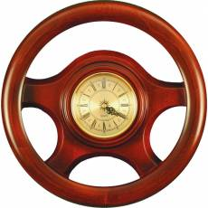 Штурвал сувенирный, часы ЧСТ-С16 РВ Авторские работы RV5622CG