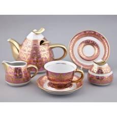 """Сервиз кофейный с чайником """"Kelt"""" Rudolf Kampf 52160714-2291k"""