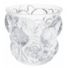 "Ваза для цветов прозрачная ""Oran"" Lalique 10364000"