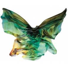 """Ваза для одного цветка 75 экз.(HANAE MORI) """"Papillons"""" Daum 05293"""