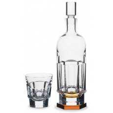 "Набор из штофа и 4-х стаканов для виски ""Abysse"" Baccarat 2106210"