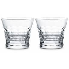 """Набор из 2-х стаканов для виски №3 """"BIBA"""" Baccarat 2801970"""