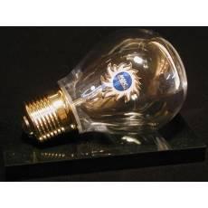Электрическая лампочка с логотипом вашей компании О-Э-1