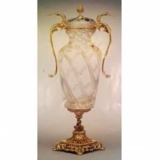 """Ваза для цветов """"Swan Royal"""" Faberge 07-PL61-4/44 Bambou"""