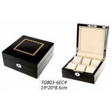 Шкатулка для хранения 6 часов Luxewood LW803-6-1