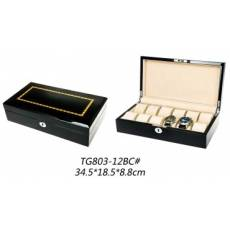 Шкатулка для хранения 12 часов Luxewood LW803-12-1