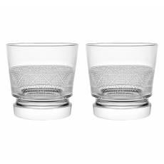 """Набор из 2-х стаканов для виски """"Jardin d'Eden"""" (h=10) Christofle 07927260"""