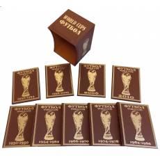 Все чемпионаты мира по футболу с 1930 по 2010гг. в девяти томах zv149400