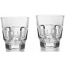 "Набор из 2-х стаканов для виски №3 ""Harcourt Abysse"" Baccarat 2810593"