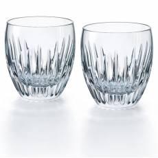 "Набор из 2-х стаканов для виски №2 ""Massena"" Baccarat 2811295"