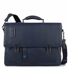 Портфель с 1-м отделением Pulse Blue Piquadro CA4130P15/BLU3