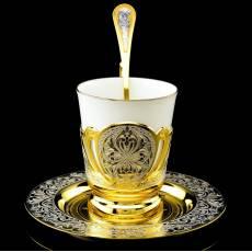 Набор для кофе Златоуст RV0012407CG