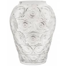 """Ваза для цветов прозрачная """"Anemones"""" Lalique 10518400"""