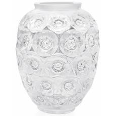 """Ваза для цветов прозрачная """"Anemones"""" Lalique 10518200"""