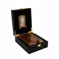 Подарочный набор Молитвослов с иконой Ангел Хранитель BG1367K