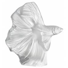 "Статуэтка ""Fighting Fish small"" Lalique 10672400"
