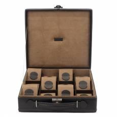 Шкатулка-кофр для хранения 12 часов Friedrich Lederwaren от Champ Collection 32054-3