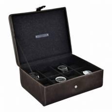 Шкатулка для хранения 8 часов и запонок LC Designs Co. Ltd. 73802