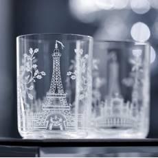"""Стакан для виски с декором """"Legende Paris"""" Baccarat 2811339"""