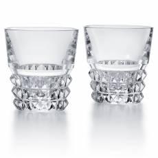 """Набор из 2-х стаканов для виски №3 """"Louxor"""" Baccarat 2808649"""