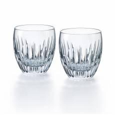 "Набор из 2-х стаканов для виски №3 ""Massena"" Baccarat 2810592"